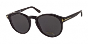 Okulary Tom Ford Ian-02 TF 0591 01A