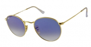 Ray-Ban Round Metal RB3447N-001/3F