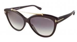 Okulary Tom Ford Livia TF 0518 01B