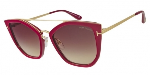 Okulary Tom Ford Dahlia-02 TF 0648 75G