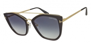 Okulary Tom Ford Dahlia-02 TF 0648 01B
