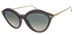 Okulary Tom Ford Chloe TF 0663 01B