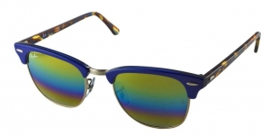 Okulary Ray-Ban Clubmaster RB3016-1223C4