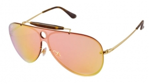 Okulary Ray-Ban® Blaze Shooter RB3581N-001/E4
