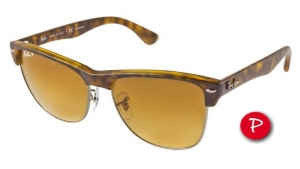 Okulary Ray-Ban® Clubmaster Oversized RB4175-878/M2