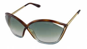 Okulary Tom Ford Bella TF 0529 55B