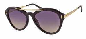 Okulary Tom Ford Lisa-02 TF 0576 01B