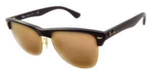 Okulary Ray-Ban® Clubmaster Oversized  RB4175-877/Z2