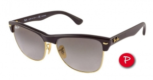 Okulary Ray-Ban® Clubmaster Oversized RB4175-877/M3