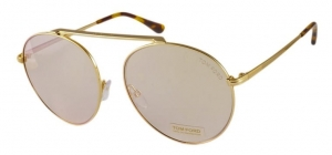 Okulary Tom Ford Simone-02 TF 0571 28G