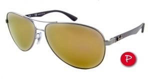 Ray-Ban Carbon RB8313-004/N3