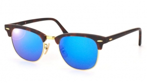 Okulary Ray-Ban Clubmaster RB3016-114517