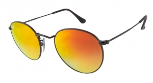Okulary Ray-Ban Round Metal RB3447-002/4W