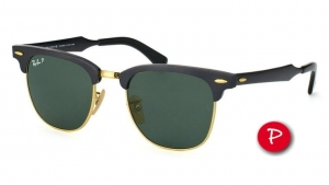 Okulary Ray-Ban Clubmaster Aluminum RB3507-136/N5
