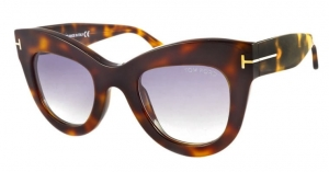 Okulary Tom Ford Karina-02 TF 0612 53Z