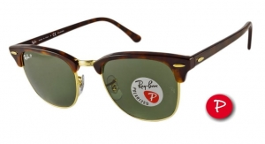 Ray-Ban Clubmaster RB3016-990/58