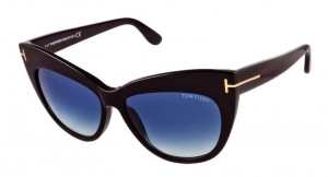 Okulary Tom Ford Nika TF 0523 01W