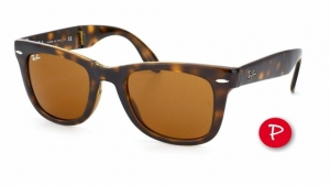 Okulary Ray-Ban® Wayfarer Folding RB4105-710/57