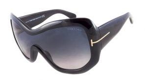 Okulary Tom Ford Lexi TF 0456 01B