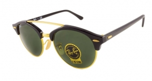 Okulary Ray-Ban Clubmaster RB4346-901