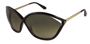 Okulary Tom Ford Bella TF 0529 01B