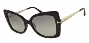 Okulary Tom Ford Gianna-02 TF 0609 01C