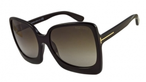 Okulary Tom Ford Emanuella-02 TF 0618 01K