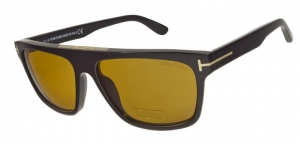 Okulary Tom Ford Cecilio-02 TF 0628 01E