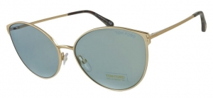 Okulary Tom Ford Zeila TF 0654 28X