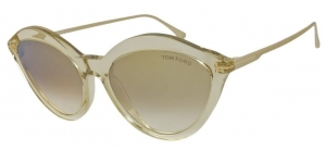 Okulary Tom Ford Chloe TF 0663 20G