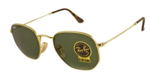 Okulary Ray-Ban® Hexagonal RB3548N-001