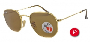 Okulary Ray-Ban® Hexagonal RB3548N-001/57
