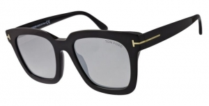 Okulary Tom Ford Sari TF 0690 01C