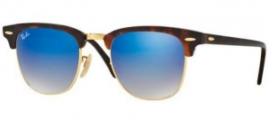 Okulary Ray-Ban Clubmaster RB3016-990/7Q