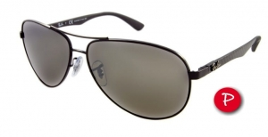 1454e67f6aed74 Ray-Ban Carbon RB8313-003 40 4 Eyes Optyka