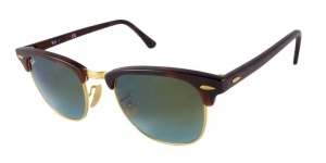 Okulary Ray-Ban Clubmaster RB3016-990/9J