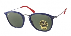 Okulary Ray-Ban® Scuderia Ferrari RB2448NM-F60631