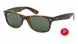 Ray-Ban New Wayfarer RB2132-902/58