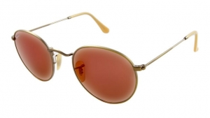 Okulary Ray-Ban Round Metal RB3447-167/2K