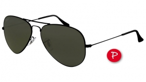 Okulary Ray-Ban® Aviator RB3025-002/58