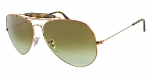 Oprawki Ray-Ban Aviator Outdoorsman II RB3029-9002A6
