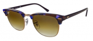 Okulary Ray-Ban Clubmaster RB3016-125651