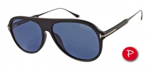 Okulary Tom Ford Nicholai-02 TF 0624 02D