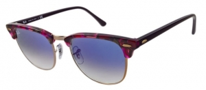 Okulary Ray-Ban Clubmaster RB3016-12573F
