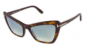 Okulary Tom Ford Valesca-02 TF 0555 52X
