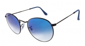 Okulary Ray-Ban Round Metal RB3447-006/3F