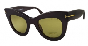 Okulary Tom Ford Karina-02 TF 0612 01N