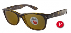Okulary Ray-Ban® New Wayfarer RB2132-902/57