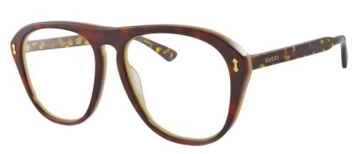 0b716718d79 Okulary Gucci GG 0128S 006 4 Eyes Optyka