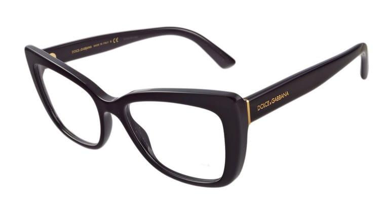 48937cb9fd3f45 Okulary Dolce & Gabbana DG 3308 501 4 Eyes Optyka